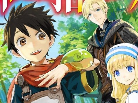 By the Grace of the Gods Isekai Light Novels Pick Up Anime