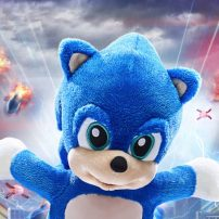 Sonic Build-a-Bear Plush Dashes into Stores