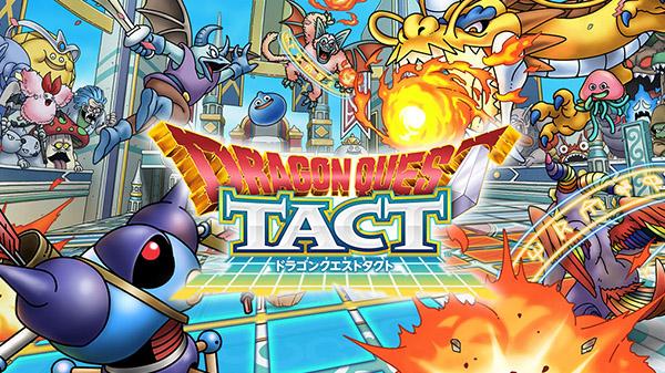Dragon Quest tactical RPG