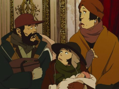 Tokyo Godfathers English Dub Cast Revealed Ahead of U.S. Screenings