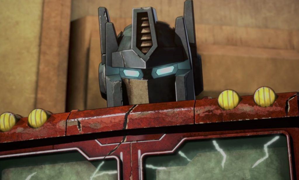 Netflix Original Transformers Series Kicks Off a Trilogy