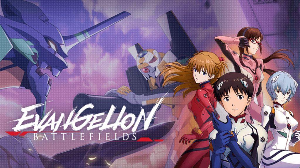 Evangelion Battlefields Game Hit with Indefinite Delay