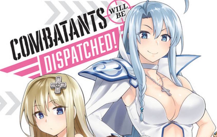 KONOSUBA Author's Combatants Will Be Dispatched! Light Novels Get TV Anime