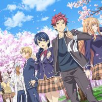 Food Wars! Season 5 Sets the Table for April 10 Premiere.