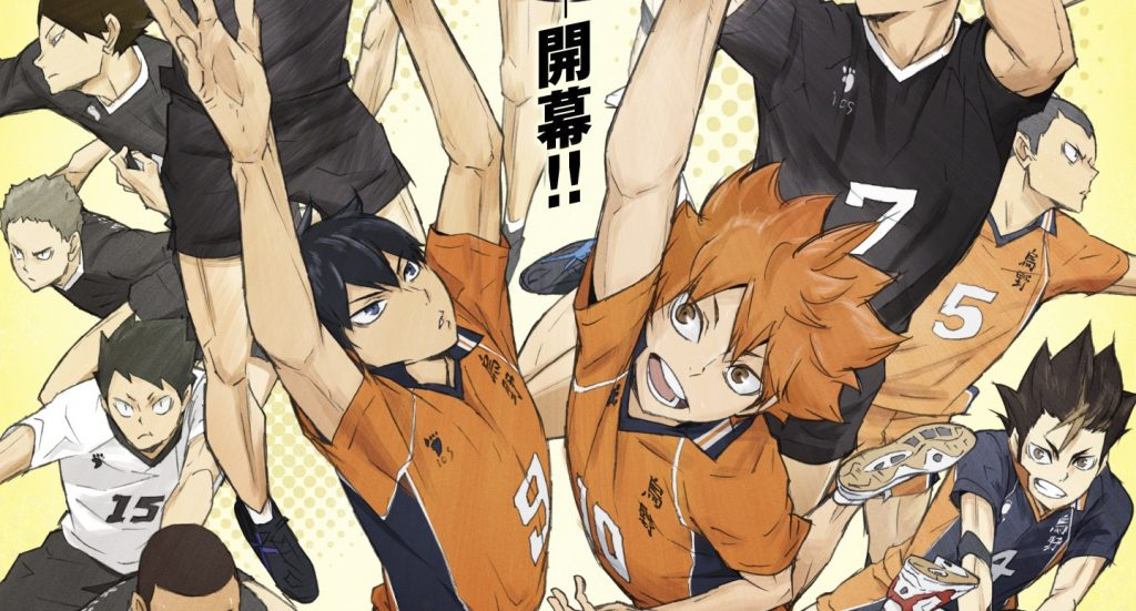 Haikyu!! To the Top Reaches New Heights in Key Visual