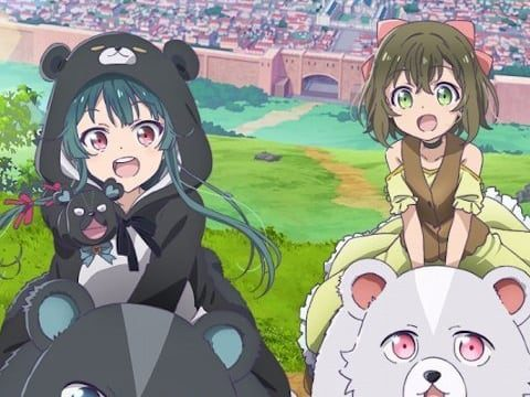 Kuma Kuma Kuma Bear Anime Lands Trailer, Visual, Cast and Crew Deets