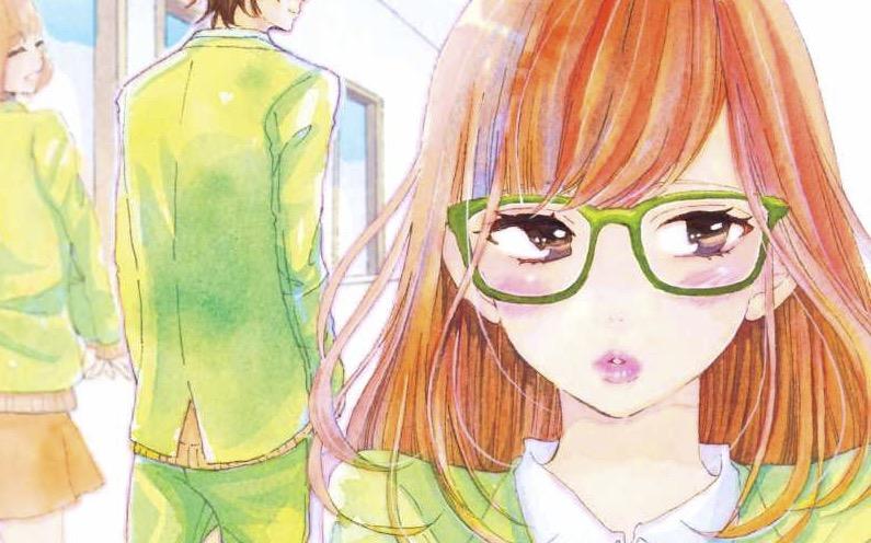 Let's Kiss in Secret Tomorrow is a Light and Flirty Romance Manga