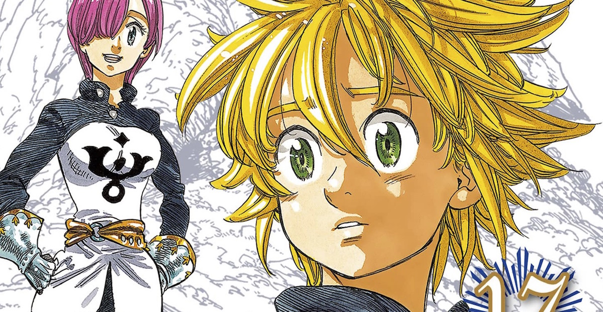 the seven deadly sins manga