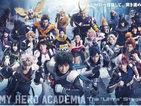 Canceled My Hero Academia Stage Play Gets New Dates