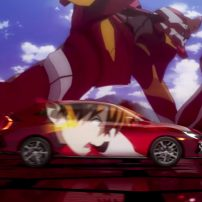 Evangelion x Honda Ad Campaign Launches with Trailers