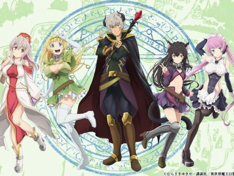 How NOT to Summon a Demon Lord Anime Returns in 2021