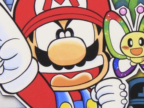 Mario-kun Manga Hops Over in English as Super Mario Bros. Manga Mania