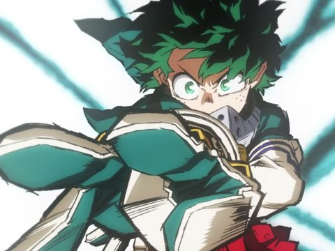 My Hero Academia Season 5 Officially Announced